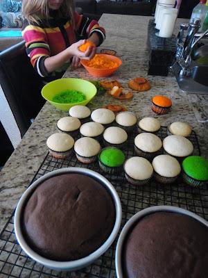 Pumpkin Surprise Cake Recipe