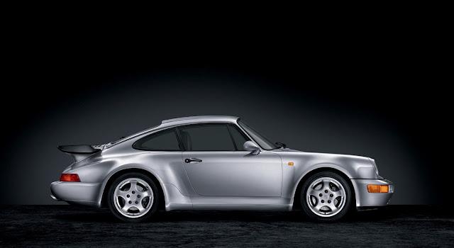 1990 Porsche 911 Turbo 964