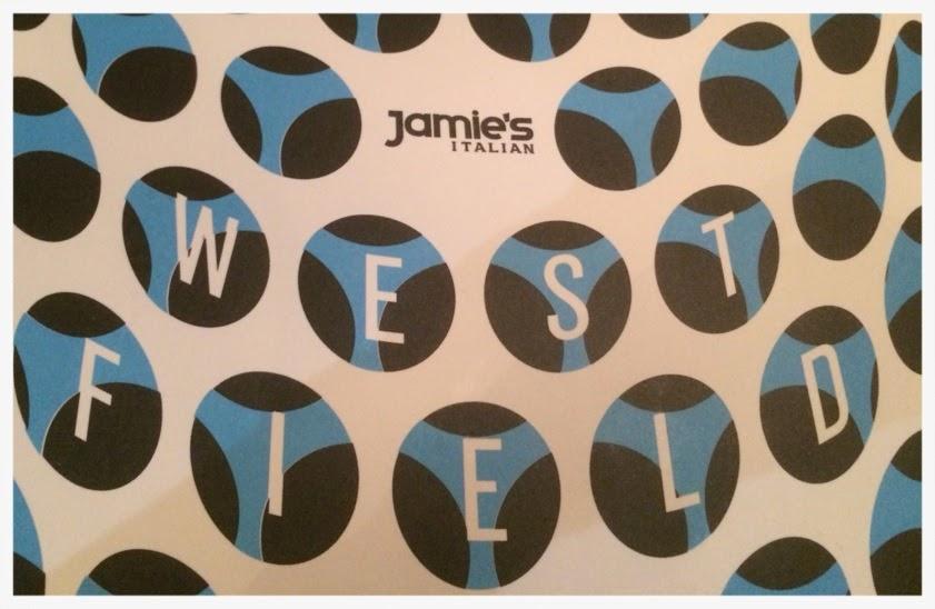 Jamie's Westfield