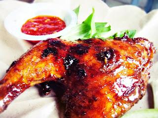 Ayam Kecap Bumbu Pedas