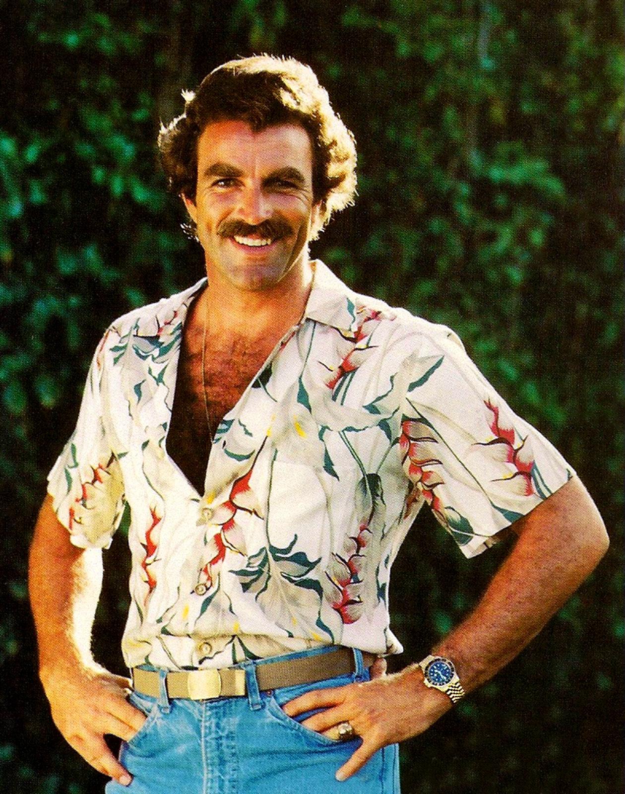 rolex coolness tom selleck still prefers pepsi after 3 decades martinlutherkingjr