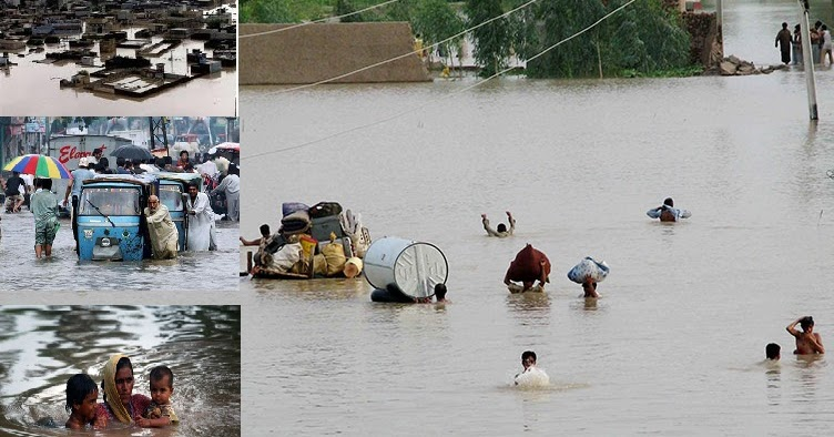 Essay flood in pakistan