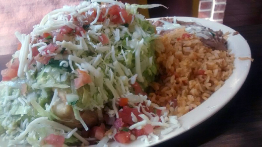 Lourdes Mexican Food in Escondido, CA by Stacey Kuhns