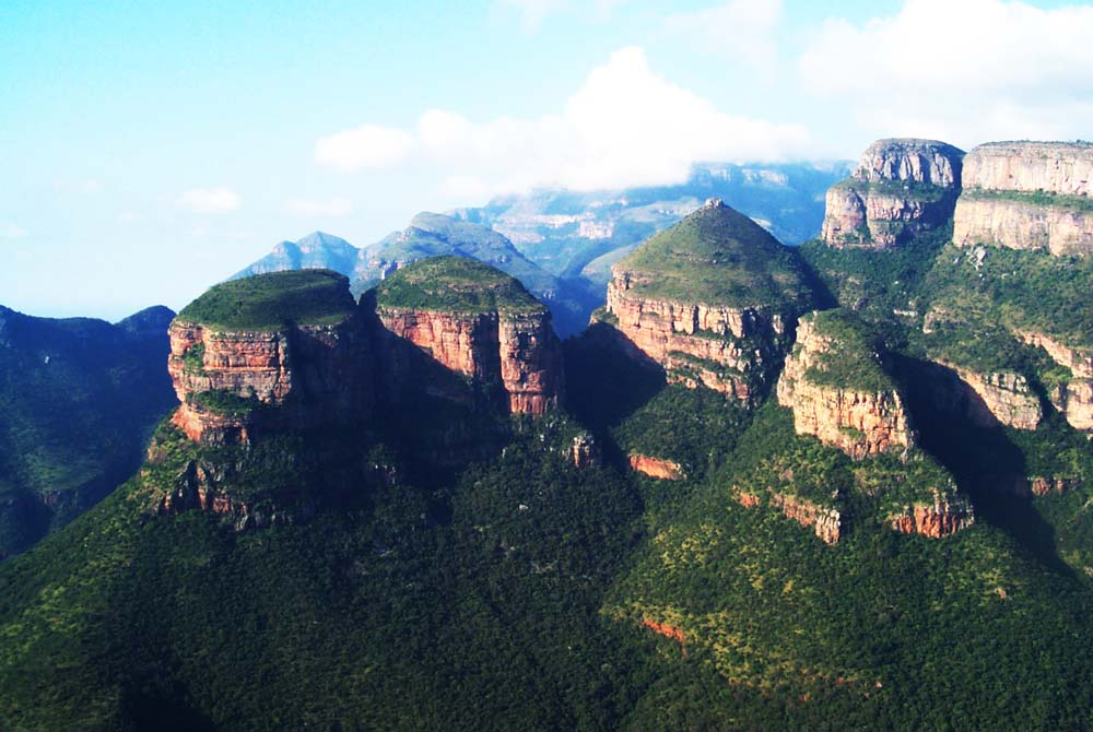Blyde River Canyon - África do Sul