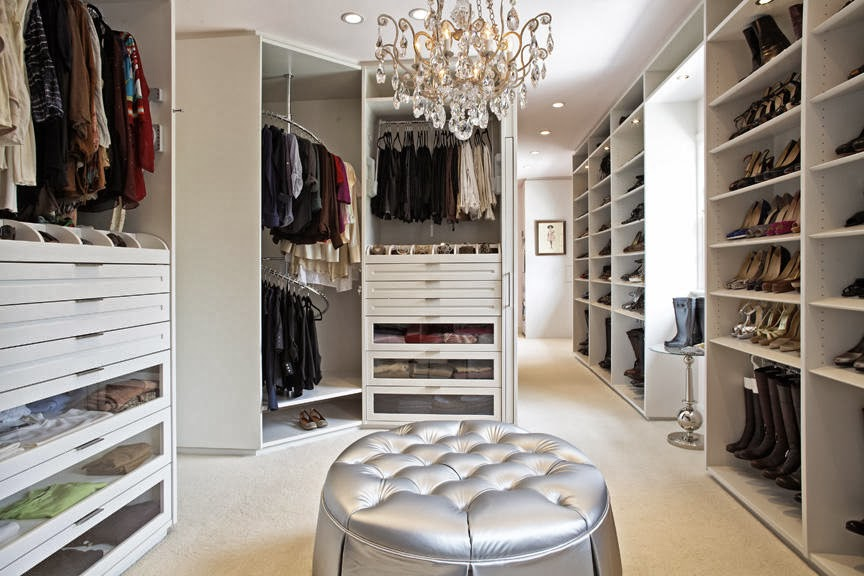 Closet For Teenage Girl