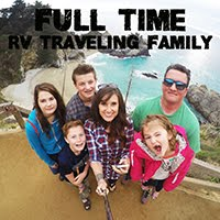 RV Traveling Family