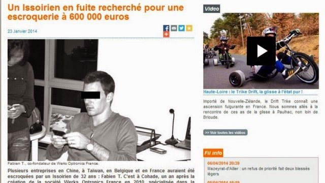 Marido da ex-BBB Clara é foragido da Justiça francesa por fraude de R$ 1,8 milhão  Leia mais: http: