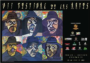 VII festival de las Artes - Tunja