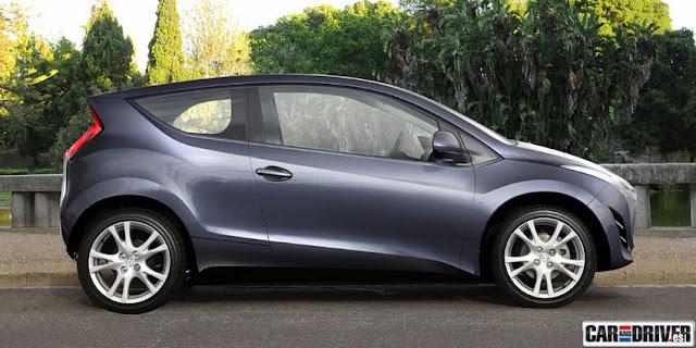 New photo of Mazda 1