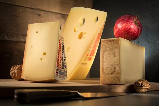 Schweizer Käse Gerichte