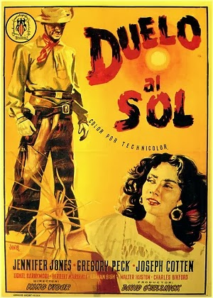 Carátula, Cover, DvD: Duel in the Sun | 1946 | Duelo al sol