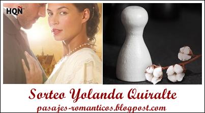 Sorteo Yolanda Quiralte