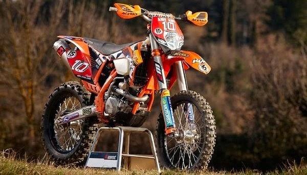 KTM 350 EXC-F Bikes Desktop Wallpapers