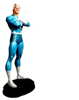 Quicksilver (Marvel Comics) Character Review - Statue Product 1