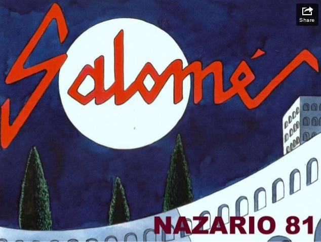 Salome Primera parte
