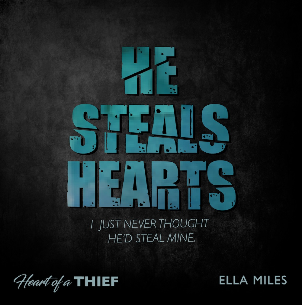 Heart of A Thief Book Blitz