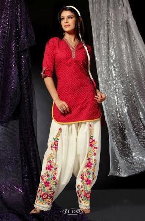 Patiala-Salwar-and-Kurti-2013-14