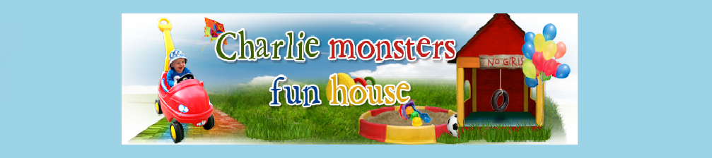 Charlie Monsters Fun House
