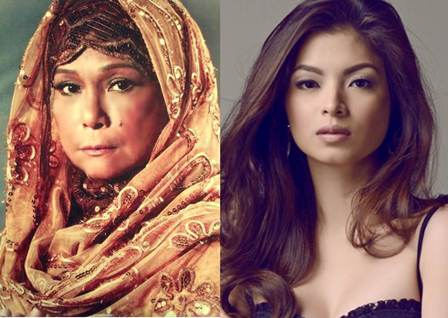 Angel Locsin and Nora Aunor for MMFF 2012 Best Actress