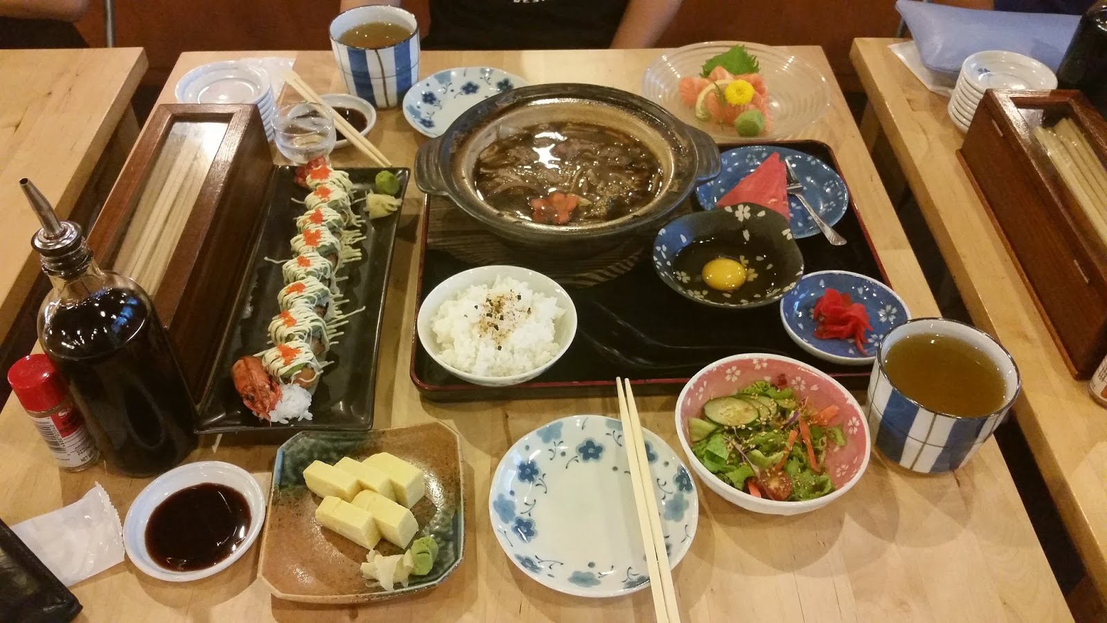 Food review japanese cuisine standing sushi bar the for 0 5 japanese cuisine