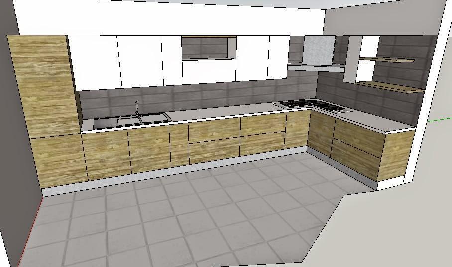 muro cucina rivestimento : DIRE fare ARREDARE: Come predisporre i rivestimenti a muro.