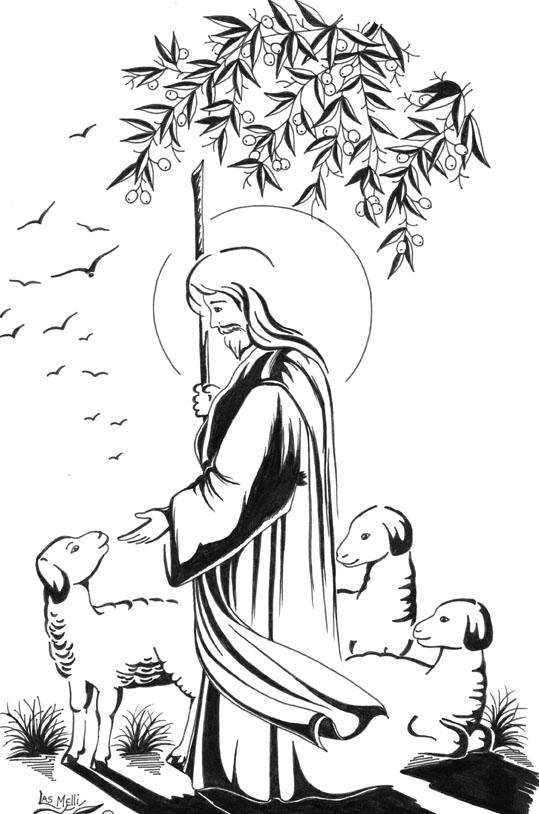 JESUS PASA X AQUI: el buen pastor