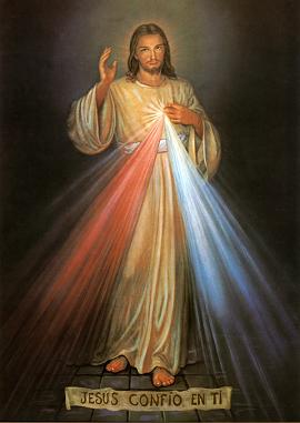 JESÚS MISERICORDIOSO. Primer Domingo Después de  Pascua