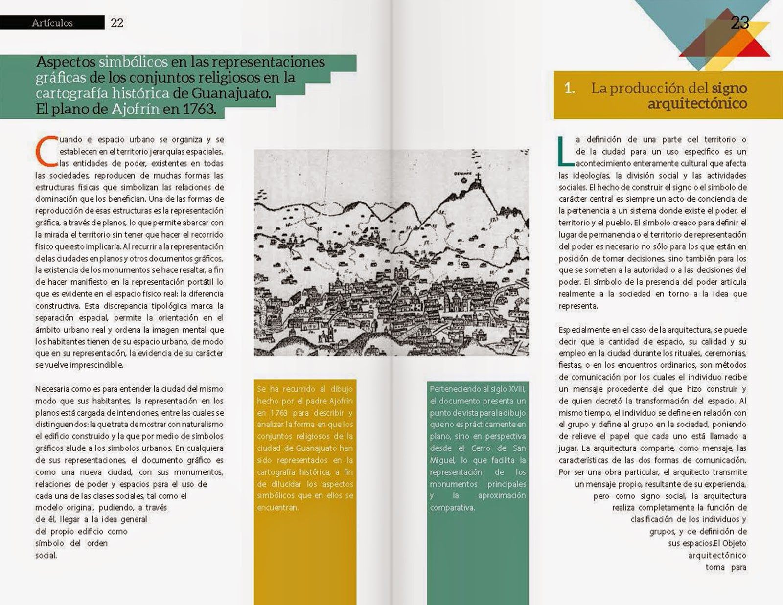 Dulce alejandra dise o gr fico revista interior gr fico for Articulos de arquitectura 2015