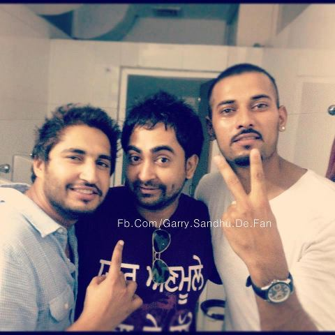 Garry Sandhu, Sharry Mann & Jassi Gill