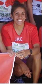 Atleta de la J.A.C. presente en el Grand Prix Sudamericano