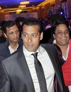 Salman Khan at Jai Maharashtra Channel Launch