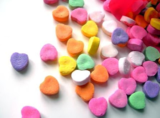 Colourful Sweetie Beads