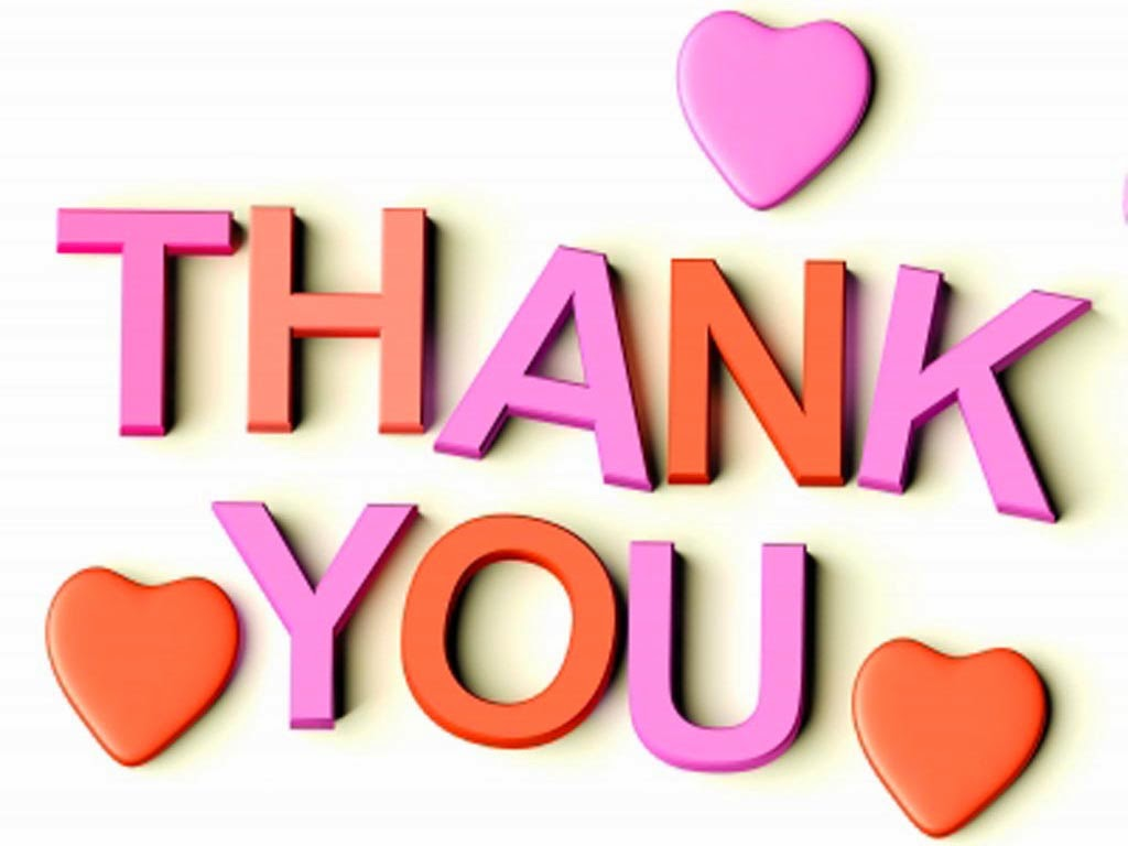 Thank You Love Wallpapers HD