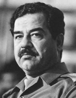 Biografi Saddam Hussein