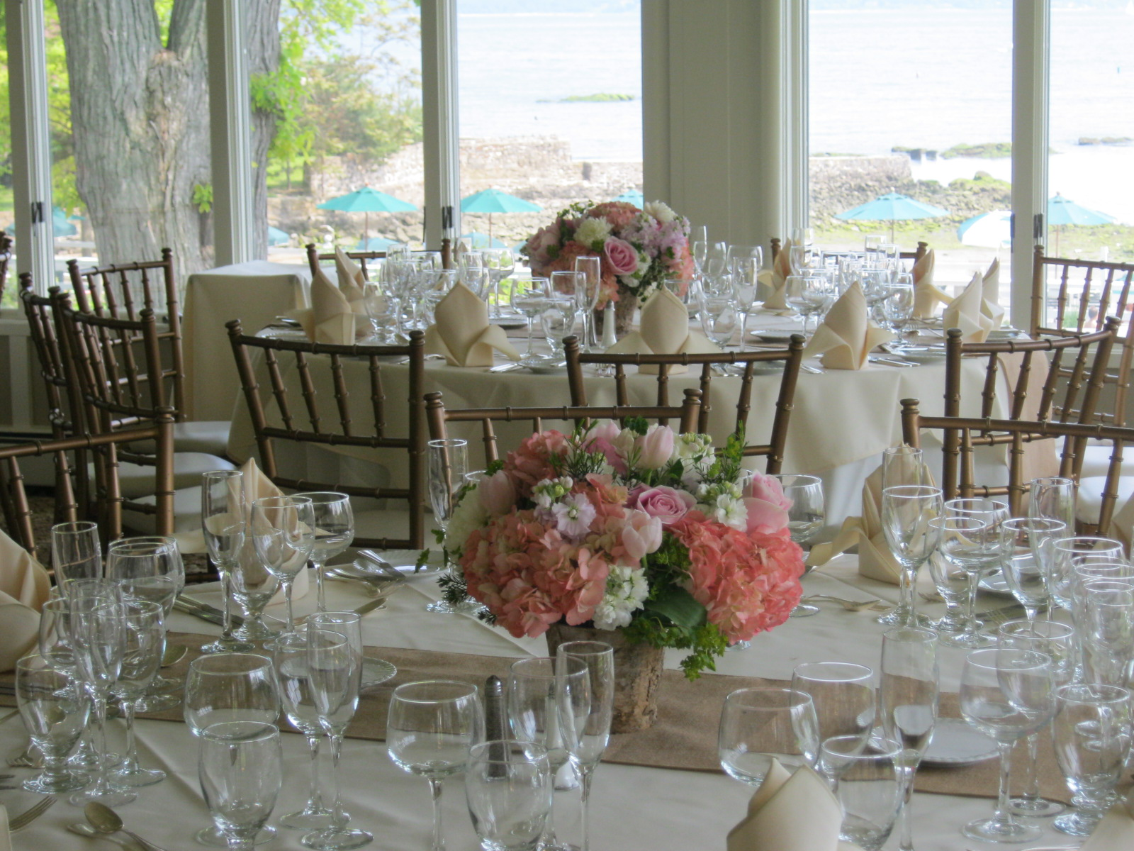 The Reception Was Held At Coveleigh Club In Rye Ny One Of Our Favorite Clubs To Work