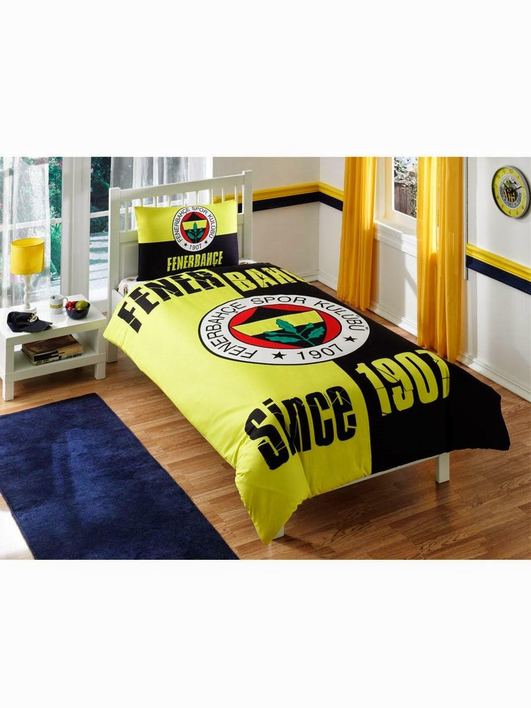 Taç Fenerbahçe Nevresim Takımı