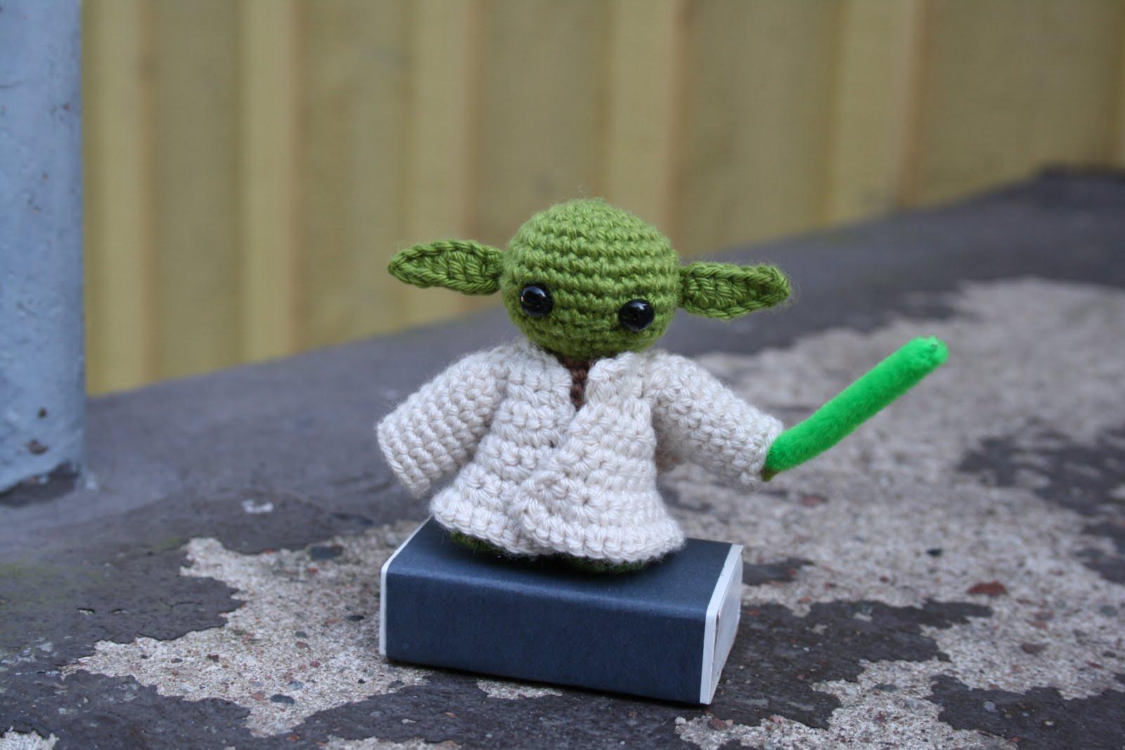 Free Crochet Pattern Small Doll : Ilkka