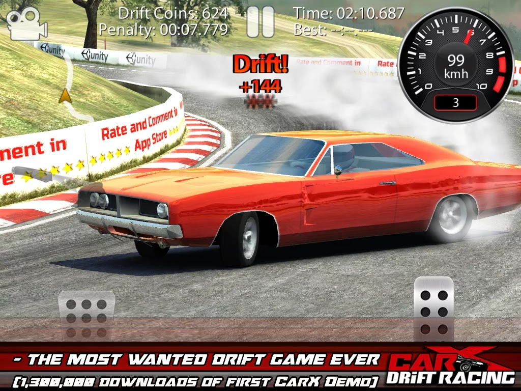 CarX Drift Racing v1.1 [Mod Money]