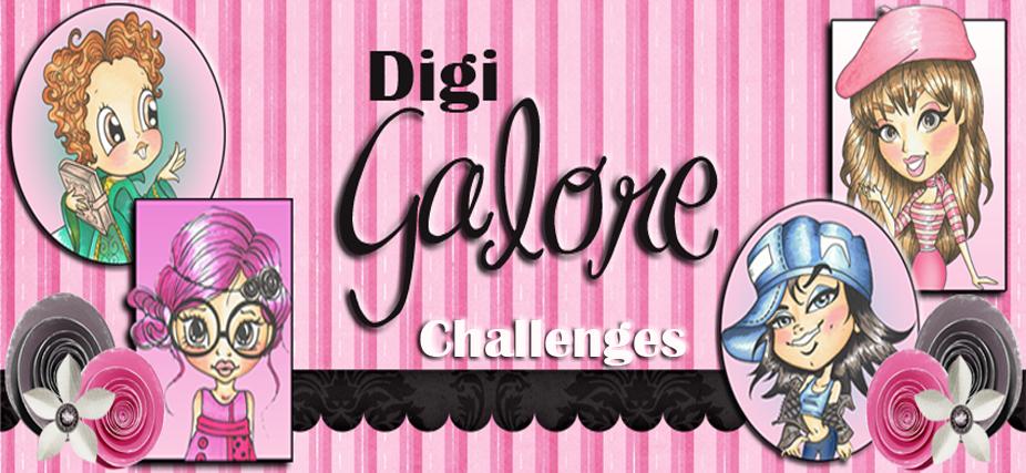 Digi Galore Challenge