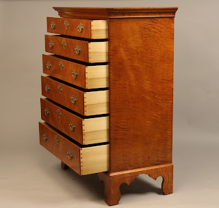 handcrafted chest of drawers hardwood