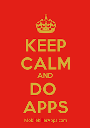 Keep Calm and Do Apps