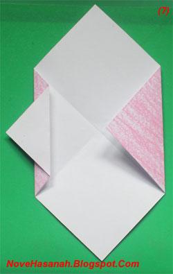 origami anak anjing