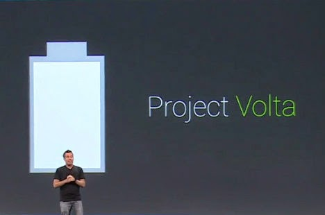 Android L ile Pil Ömrünüz Artacak