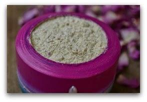 Indian Homemade Rose Petal Bath Powder Sunni Pindi