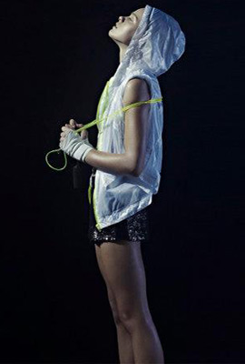 Bershka ropa deportiva mujer shorts