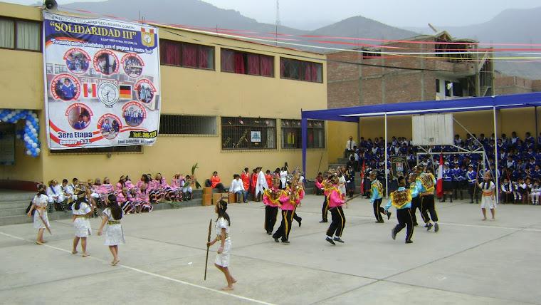Colegio Solidaridad III