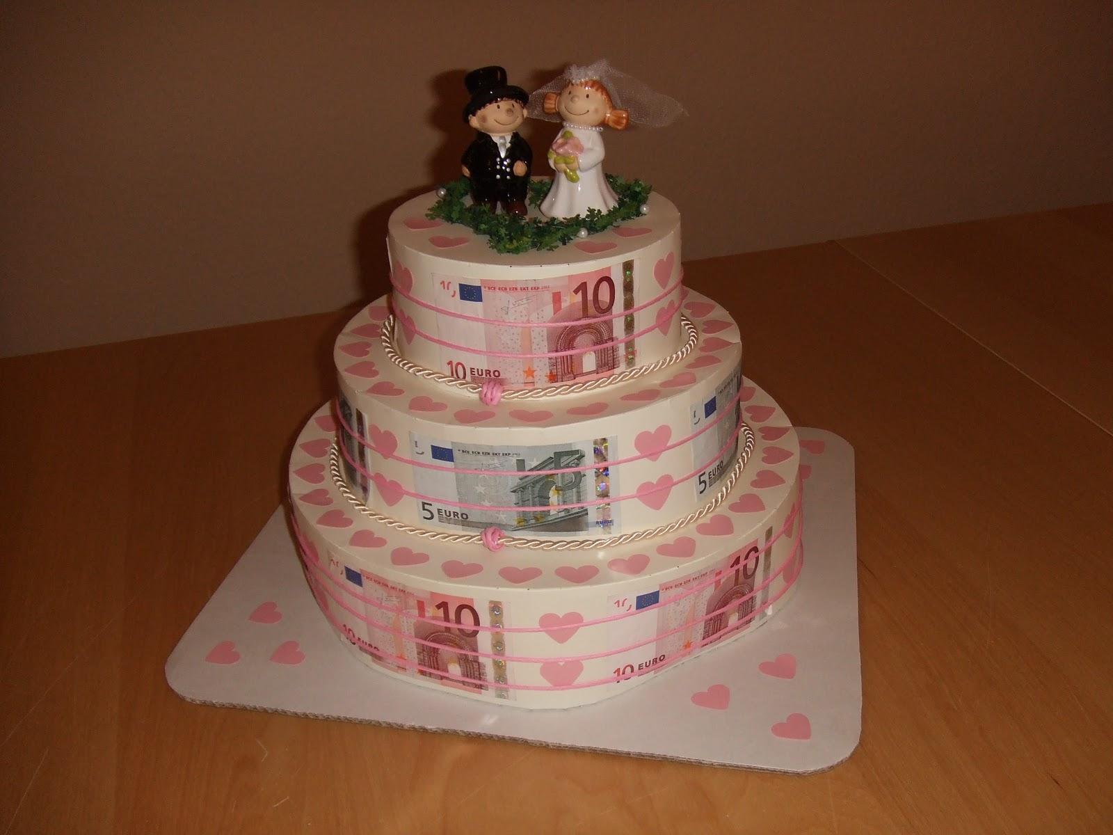 Silberhochzeit Geldgeschenke Verpacken Basteln Hochzeit