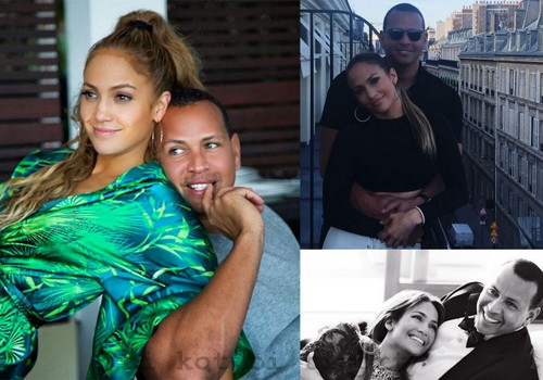 Cool Çiftler: Jennifer Lopez & Alex Rodriguez