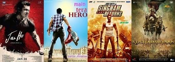 Daftar Lengkap Film India Bollywood Terbaru 2014