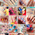trend of colorful nails